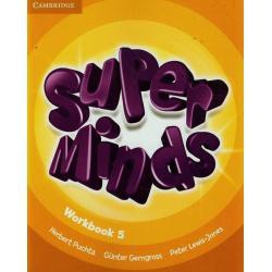 SUPER MINDS WORKBOOK Gunter Gerngross, Herbert Puchta, Peter Lewis-Lones