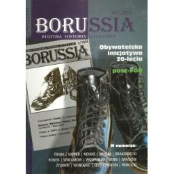 BORUSSIA OBYWATELSKA INICJATYWA 20-LECIA KULTURA HISTORIA LITERATURA