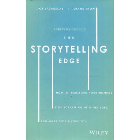 THE STORYTELLING EDGE Joe Lazauskas