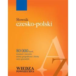 SŁOWNIK CZESKO-POLSKI Janusz Siatkowski, Mieczysław Basaj