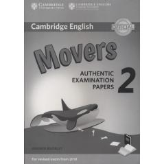 CAMBRIDGE ENGLISH MOVERS 2 ANSWER BOOKLET