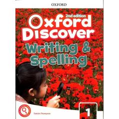 OXFORD DISCOVER 1 WRITING & SPELLING Tamzin Thompson