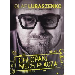 CHŁOPAKI NIECH PŁACZĄ Lubaszenko Olaf, Piotrowicz Paweł