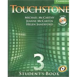TOUCHSTONE LEVEL3 STUDENT'S BOOK WITH AUDIO Michael McCarthy, Jeanne McCarten, Helen Sandiford