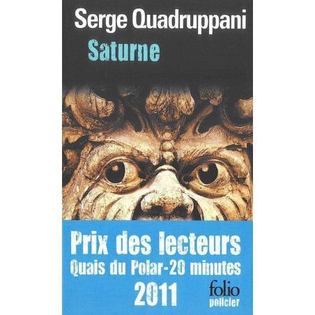 SATURNE Serge Quadruppani