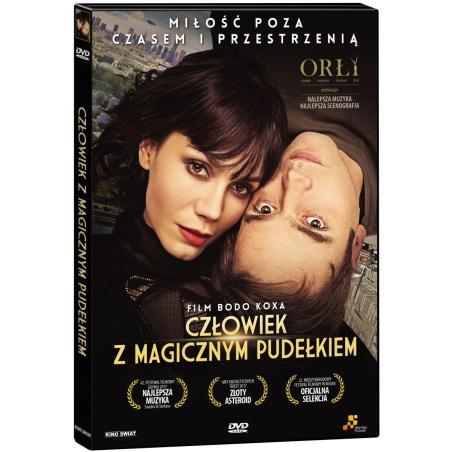 CZŁOWIEK Z MAGICZNYM PUDEŁKIEM DVD PL