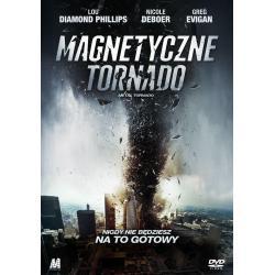 MAGNETYCZNE TORNADO DVD PL