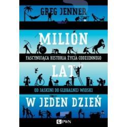 MILION LAT W JEDEN DZIEŃ Greg Jenner