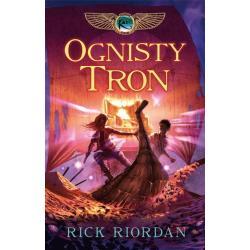 OGNISTY TRON Rick Riordan