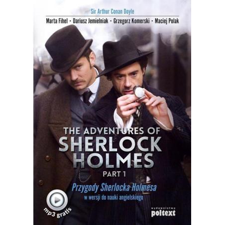 THE ADVENTURES OF SHERLOCK HOLMES 1 Arthur Conan Doyle, Dariusz Jemielniak, Marta Fihel