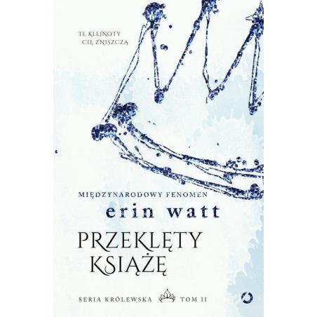 PRZEKLĘTY KSIĄŻĘ Erin Watt