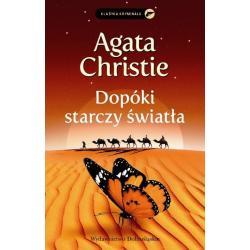 DOPÓKI STARCZY ŚWIATA Agata Christie