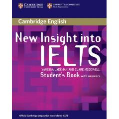 NEW INSIGHT INTO IELTS STUDENT'S BOOK WITH ANSWERS Vanessa Jakeman