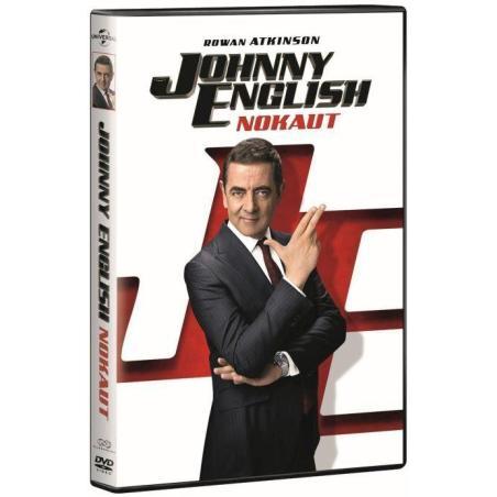 JOHNNY ENGLISH NOKAUT DVD PL
