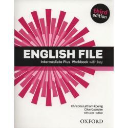 ENGLISH FILE INTERMEDIATE PLU WORKBOOK Clive Oxenden, Christina Latham-Koenig