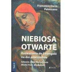 NIEBIOSA OTWARTE Francesco Dario Palmisano