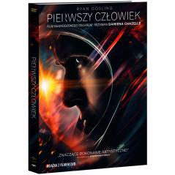 PIERWSZY CZŁOWIEK KSIĄŻKA + DVD PL