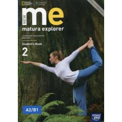 NEW MATURA EXPLORER STUDENT'S BOOK Jon Naunton, Beata Polit