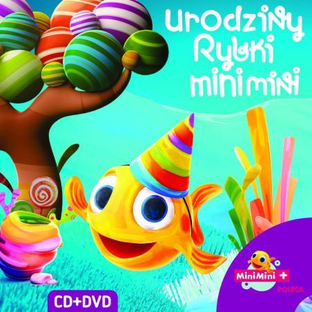 URODZINY RYBKI MINI MINI CD + DVD