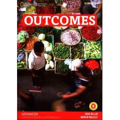 OUTCOMES C1 ADVANCED SPLIT B STUDENTS BOOK AND WARBOOK