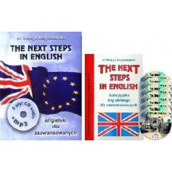 THE NEXT STEPS IN ENGLISH Z PŁYTAMI CD I MP3 ANGIELSKI DLA ZAAWANSOWANYCH Henryk Krzyżanowski