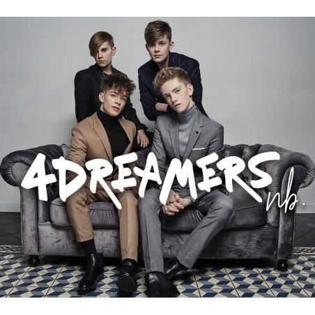 4DREAMERS NB. CD