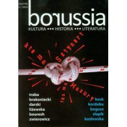 BORUSSIA KULTURA HISTORIA LITERATURA 53 2014 Robert Traba