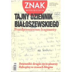 MIESIĘCZNIK ZNAK NR 681 LUTY (02) 2012