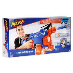 PISTOLET NERF N-STRIKE HYPERFIRE 8+