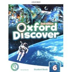 OXFORD DISCOVER 6 STUDENT BOOK PACK Kenna Bourke