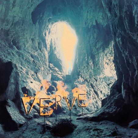 THE VERVE A STORM IN HEAVEN WINYL