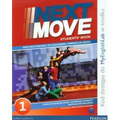 NEXT MOVE 1 STUDENT'S BOOK + EXAM TRAINER A1