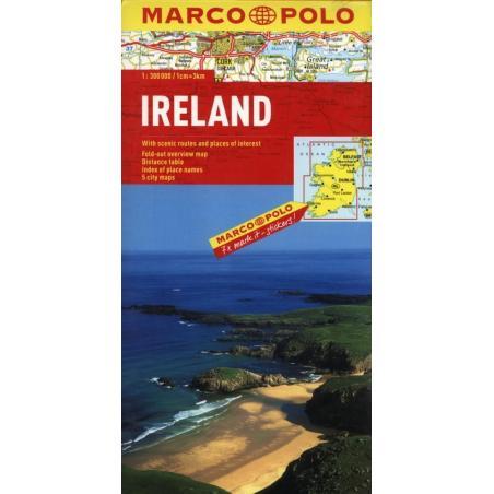 IRLANDIA 1:300 000