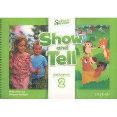 OXFORD SHOW AND TELL 2 ACTIVITY BOOK Gabby Pritchard