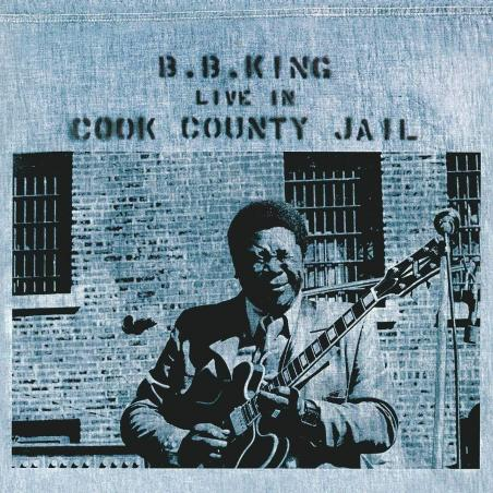 B. B. KING LIVE IN COOK COUNTY JAIL WINYL