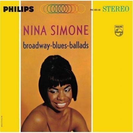 NINA SIMONE BROADWAY BLUES BALLADS WINYL