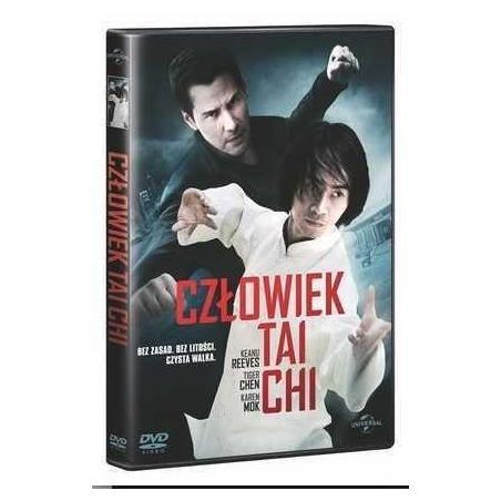 CZŁOWIEK TAI CHI DVD PL