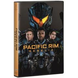 PACIFIC RIM REBELIA DVD PL