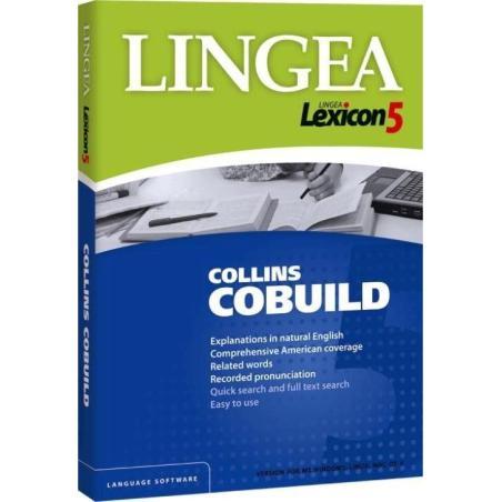 LINGEA COLLINS COBUILD CD