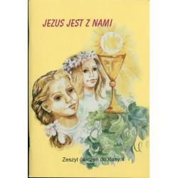 JEZUS JEST Z NAMI 2 ĆWICZENIA