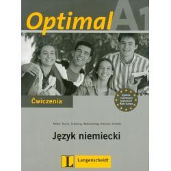 OPTIMAL A1 ĆWICZENIA  JĘZYK NIEMIECKI + CD