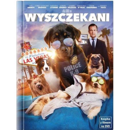 WYSZCZEKANI KSIĄŻKA + DVD PL