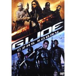 G. I. JOE CZAS KOBRY DVD PL