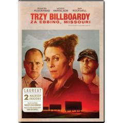 TRZY BILLBOARDY ZA EBBING, MISSOURI DVD PL