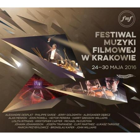 FESTIWAL MUZYKI FILMOWEJ W KRAKOWIE 2016 CD