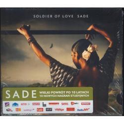 SADE SOLDIER OF LOVE SADE CD
