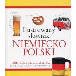 ILUSTROWANY SŁOWNIK NIEMIECKO POLSKI Tadeusz Woźniak