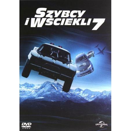 SZYBCY I WŚCIEKLI 7 DVD PL
