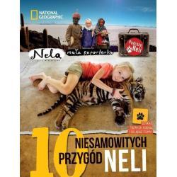 10 NIESAMOWITYCH PRZYGÓD NELI Nela Mała Reporterka 7+