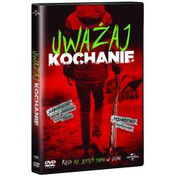 UWAŻAJ KOCHANIE DVD PL